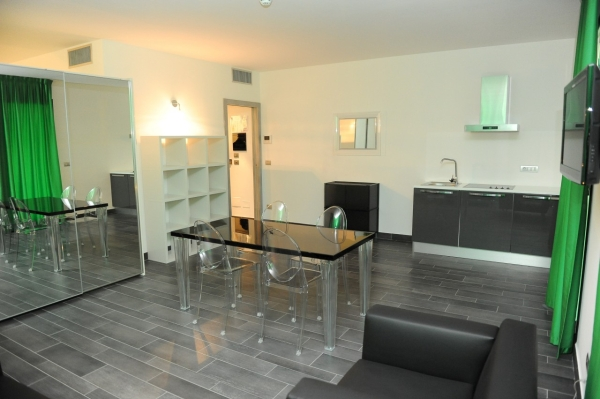 Appartamenti residence torino for Appartamenti arredati torino