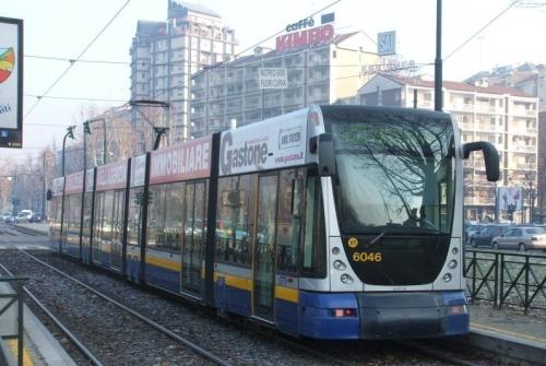 tram bus torino residence